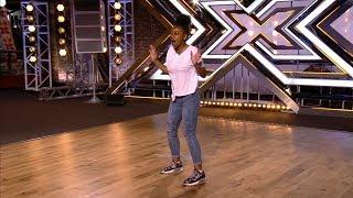 The X Factor UK 2017 Rai Elle Williams Audition Full Clip S14E07
