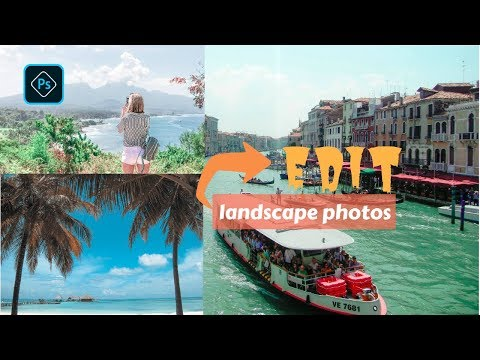 Download How To Edit Raw Landscape Photos Using Adobe Camera Raw