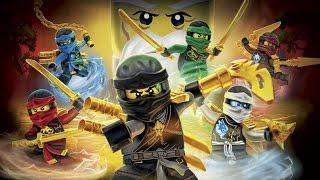 Мультфильм Лего Ниндзяго Команда на русском языке 4 Серия  LEGO Ninjago WU CRU 4 series #мультики