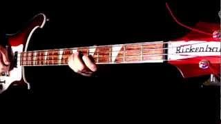 The Beatles- Hello Goodbye (Bass Cover)