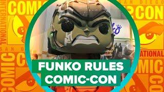 Funko Pop at Comic-Con 2018 | Kholo.pk