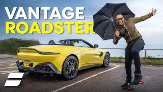 NEW Aston Martin Vantage Roadster: A Supercar For All Seasons | 4K