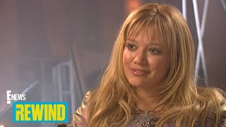 See Hilary Duff 16 Years Ago In The Lizzie McGuire Movie: Rewind | E! News