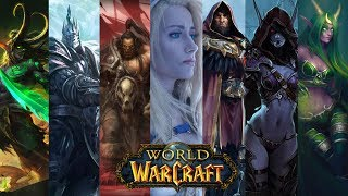 Heroes Of Warcraft Music Mix | The Themes of Azeroth