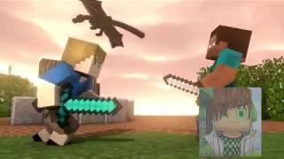 ⋆★Believer★⋆ Minecraft Parody   Imagine Dragons!