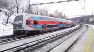 preview picture of video 'ČD | Linka S1 | 471 CityElefant | Odjezd | Praha-Kyje'