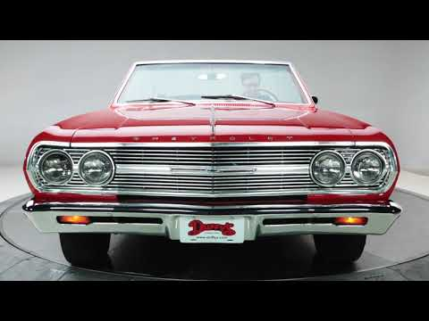 Video of '65 Malibu - QF1Z