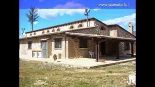 preview picture of video 'Casale di campagna Poggio Nativo F-339'