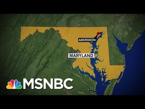 Several Shot, Female Suspect Down In Aberdeen, Maryland | Velshi & Ruhle | MSNBC Mp3