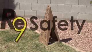 Re-Nine Safety - Target Cones 1