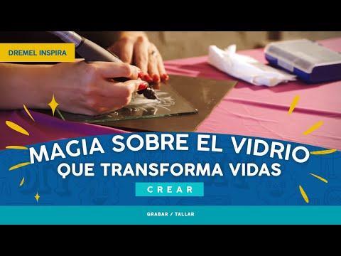 Dremel Inspira - Grabados y Manualidades con Karol Arias