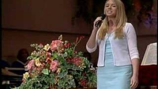 """How Beautiful"" Twila Paris, Performed by Carly Turner"