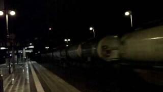 preview picture of video 'Hassloch Güterzug-Durchfahrt'