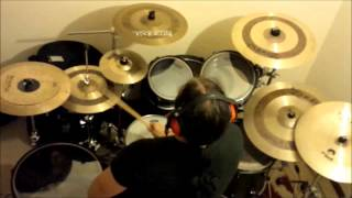 Fear Factory - Leechmaster drum cover.