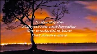 ANDY WILLIAMS - HOW WONDERFUL TO KNOW