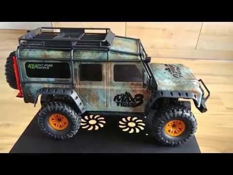 Recencja HB Toys Zp1001