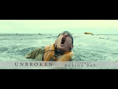 Unbroken UK TV Spot 'Resilience'