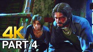Rise of the Tomb Raider 4K Gameplay Walkthrough Part 4