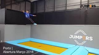 Jumpers - Trampolim Parque - Porto