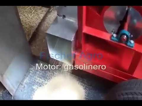 Trilladora de Quinua Trigo y Cereales   Fischer Agro