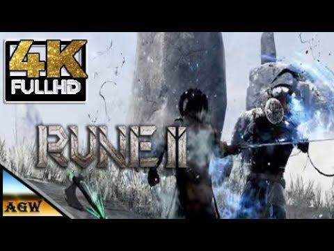 Gameplay de Rune II