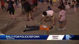 Protesters for police reform call on businesses to join them