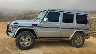Expedition-Ready Mercedes G500 - (Off-Road) One Take