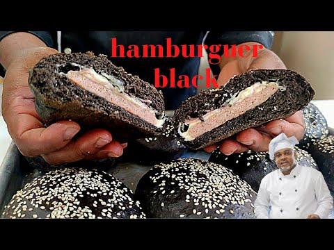 Hamburguer Black