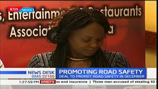 NTSA signs deal with Pubs in Nairobi with an aim to curb drunk driving