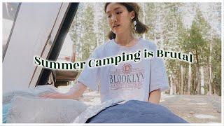 Summer Camping is Brutal | WahlieTV EP757