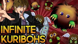 Yu-Gi-Oh! Histories: The Infinite Kuriboh Strategy!!