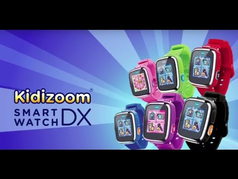 VTech - Relojes Kidizoom Smartwatch DX