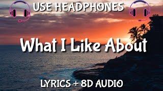 Jonas Blue - What I Like About You ft. Theresa Rex ( Lyrics / Letra / Spanish / 8D Audio )