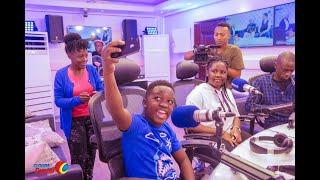 Washindi wa East Africa's Got Talent ndani ya Xxl  Clouds Fm/Waahidi kumnunulia gari shangazi yao!