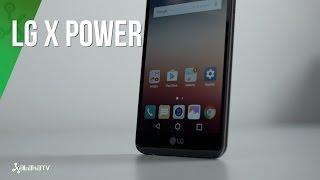 LG X Power, análisis