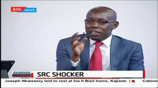 Political Pages: SRC new pay structure