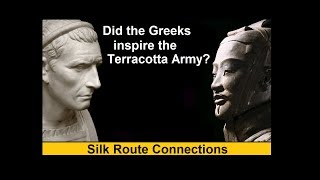 Did the ancient Greeks inspire the Terracotta Army? - China Qin Empire