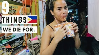 PINOY TOP 9 - Must Try in PHILIPPINES 🇵🇭