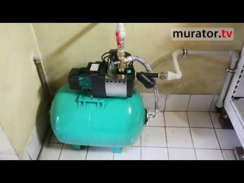 PORADNIK: Jak zapewnić płynną i cichą pracę hydroforu? Domowy zestaw hydroforowy Wilo-HiMulti 3 - zdjęcie