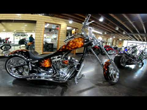 2011 Big Dog Motorcycles K-9 in South Saint Paul, Minnesota - Video 1