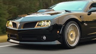 Making Of The Modern Trans Am
