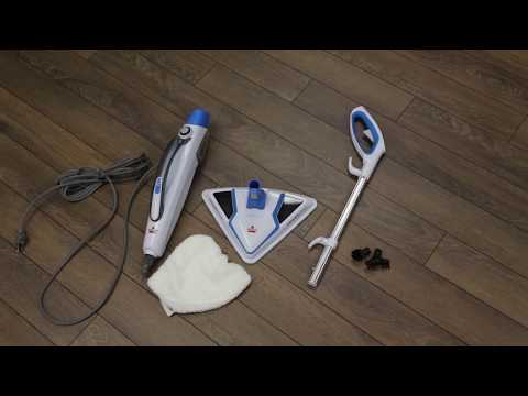 Poweredge Lift Off 174 Steam Mop 20781 Bissell Steam Cleaner