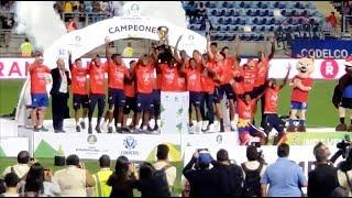 Ecuador Campeón Sub 20 - Pasaporte A La Gloria
