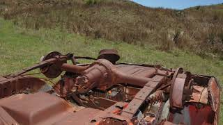 1969 Plymouth Road Runner Lost On West Texas Ranch, A Barn Find Without a Barn