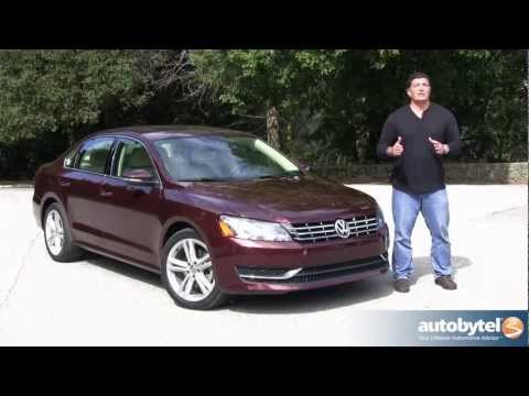 2012 Volkswagen Passat TDI: Video Road Test and Review