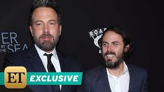 EXCLUSIVE Ben Affleck On Brother Caseys Golden Globes Win It Was The Most Memorable Experienc…
