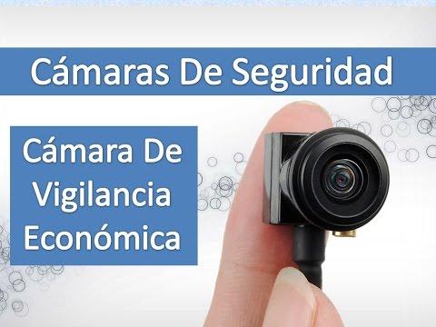 Camaras De Seguridad Baratas - Camara De Vigilancia Economica