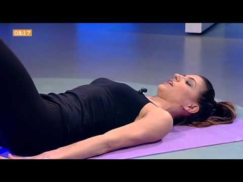 Curvatura di reparto sacrale di una spina dorsale