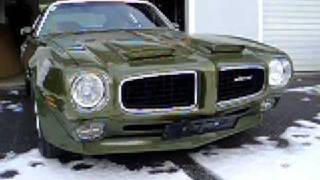 preview picture of video 'Pontiac Formula 400 1973'