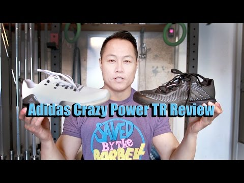 Adidas CrazyPower TR Shoe Review – Men's & Women's